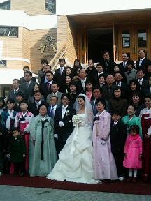 オランダの結婚式の風習について