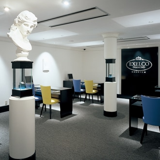 EXELCO DIAMOND 大阪本店