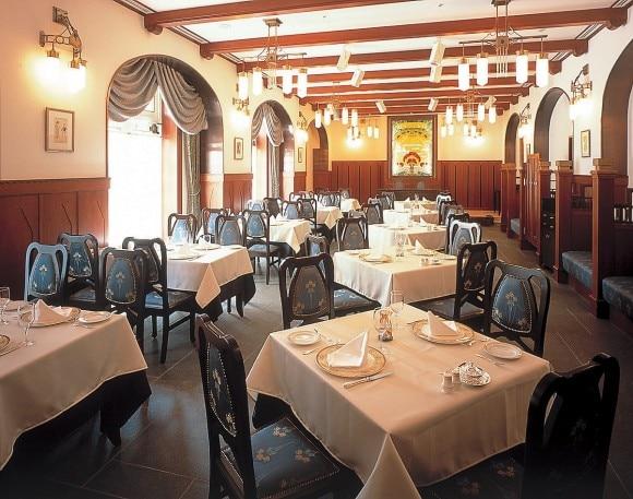 レストラン エスカーレ ホテルモントレ仙台