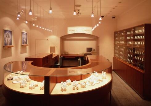 銀座ダイヤモンドシライシ 大阪本店