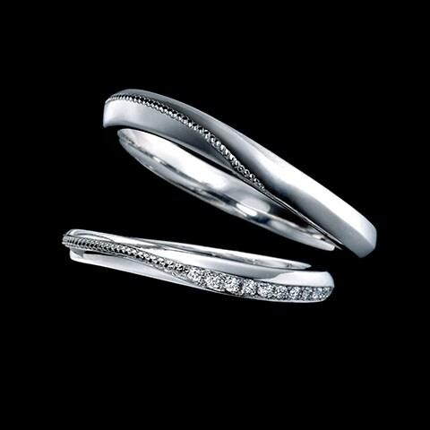 結婚指輪「CORONET」