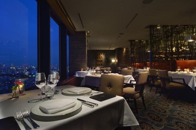 【東京都】キュイジーヌ「エスト」 ホテルメトロポリタン