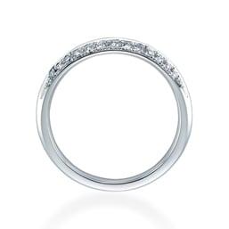 結婚指輪「Plume」