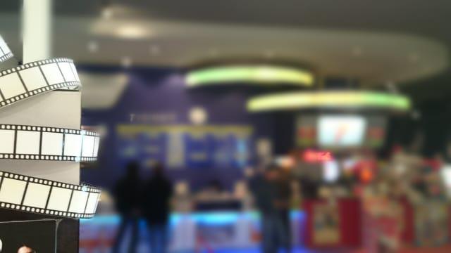 彼女もビックリ!映画館でのサプライズプロポーズのイメージ