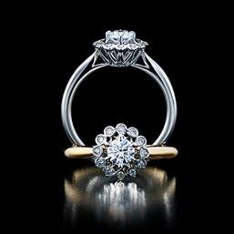 婚約指輪「Praisir」