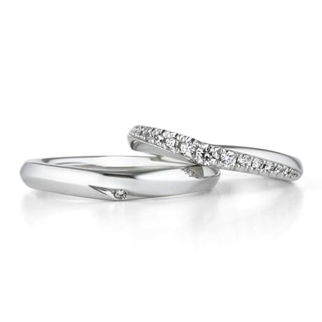 結婚指輪「AmarryI」