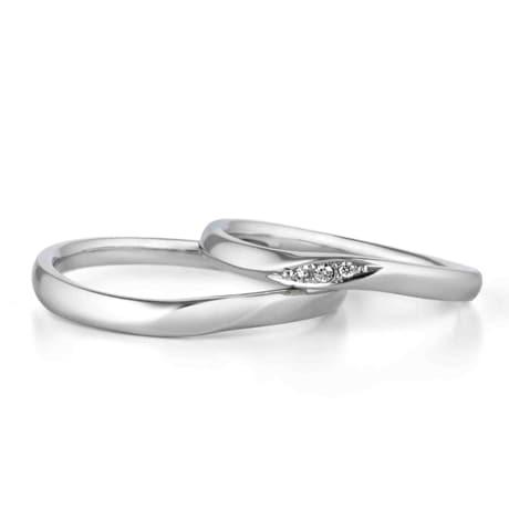 結婚指輪「amulet」