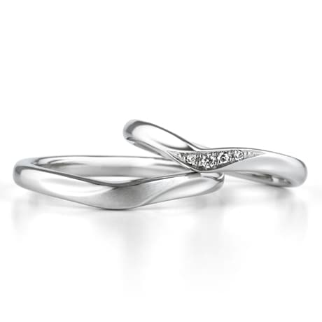 結婚指輪「Angel ladder」