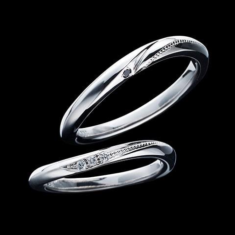 結婚指輪「Bonheur Fine」