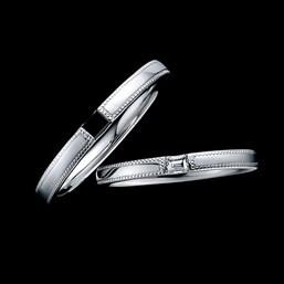 結婚指輪「BEAU LAC」