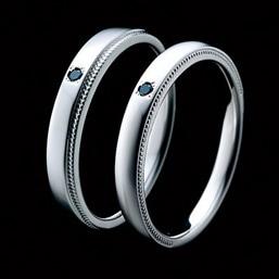 結婚指輪「Chevalier」