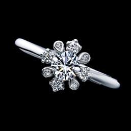 婚約指輪「BEAU CHATEAU」