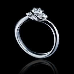 婚約指輪「Bonheur」