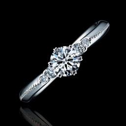 婚約指輪「CORONET」