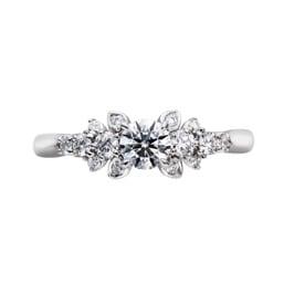 婚約指輪「Diamond Grass」