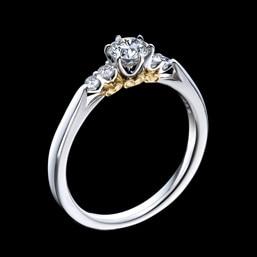 婚約指輪「Ensenble」