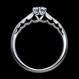 婚約指輪「Le Voile」
