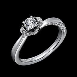 婚約指輪「Lien Infini」