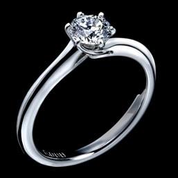 婚約指輪「Mariage Oiseaux」