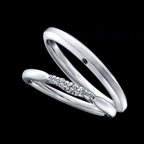 結婚指輪「Ensenble」