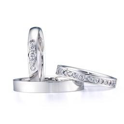 結婚指輪「Eternalflow」