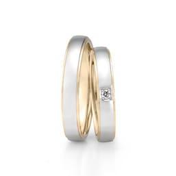 結婚指輪「LUCE」