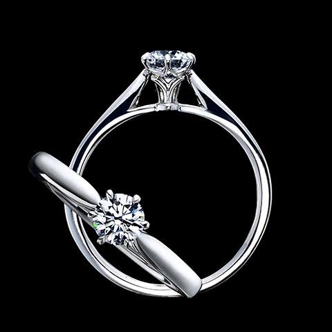 婚約指輪「lumieretour」