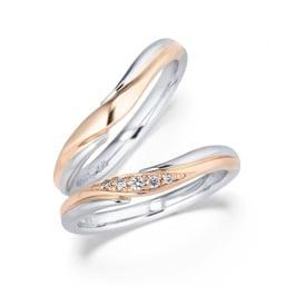 結婚指輪「AIGLE」