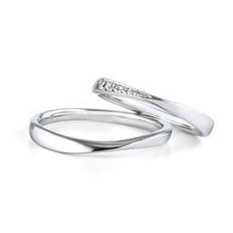 結婚指輪「amulet 3」