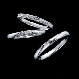 結婚指輪「CENDRILLON」