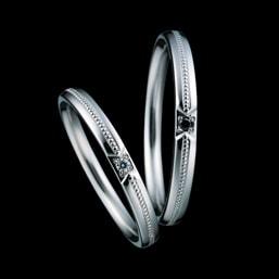 結婚指輪「Chanter 4」