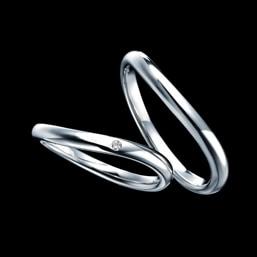 結婚指輪「Chanter 8」