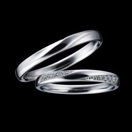結婚指輪「Chanter 3」