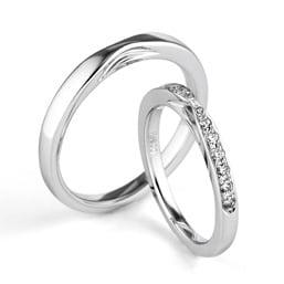 結婚指輪「Diana D. Ldia」