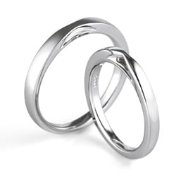 結婚指輪「Diana D.」