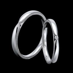 結婚指輪「Elisabeth Fine」