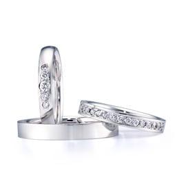 結婚指輪「Eternalflow 03,04,05」