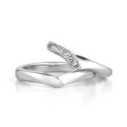 結婚指輪「Foglia」