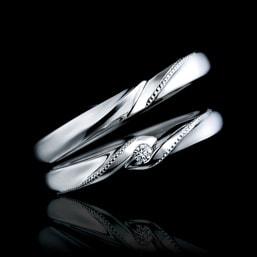 結婚指輪「Laviere Relier 2」