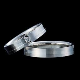 結婚指輪「L'Elue 3,4」