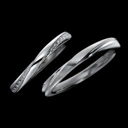 結婚指輪「Lien Infini」