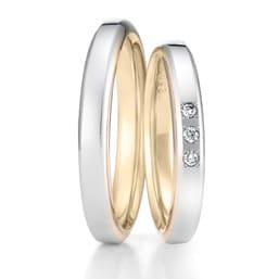 結婚指輪「LUCE975,976」