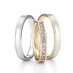 結婚指輪「LUCE 983,984,985」
