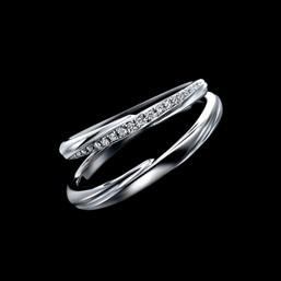 結婚指輪「Mariage Oiseaux」
