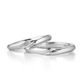 結婚指輪「Nova」
