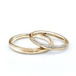 結婚指輪「Plume ストレート」