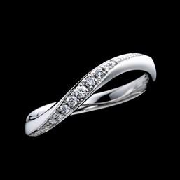 結婚指輪「Tracetoile 2」