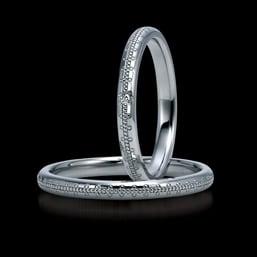 結婚指輪「miniature 7004,7005」