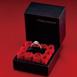 プロポーズアイテム「Rose Box」