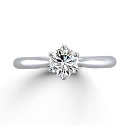 婚約指輪「Saint glare」